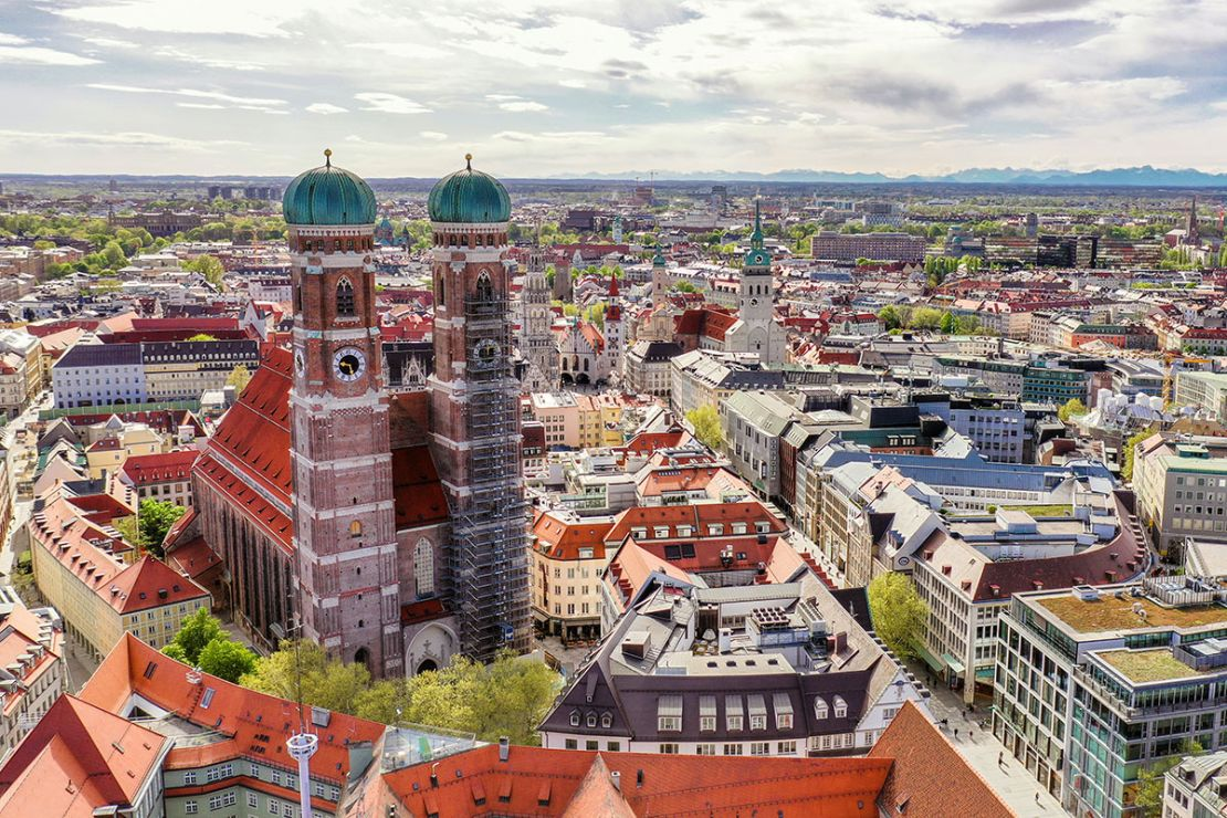 Munich Frauenkirche: Needs Analysis and Planning in the Pastoral Area of the Archdiocese of Munich, Freising