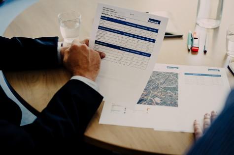 Das WebGIS für Standortanalysen ist einfach zu bedienen und liefert umfassende Berichte