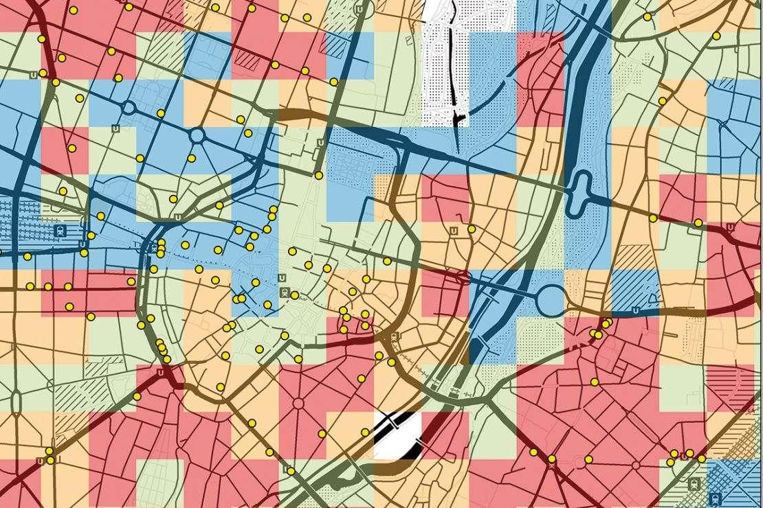 Zielgruppenanalyse und Filialmarketing mit Geomarketing