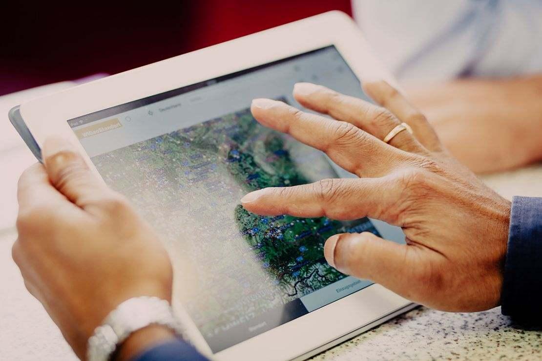 Gute Gründe, warum der Handel mobile GIS nutzen sollte