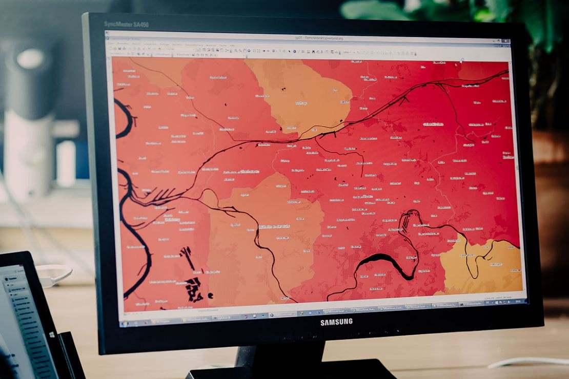 ArcGIS Extension für Geomarketing