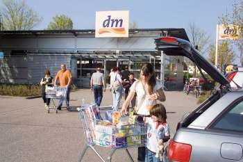 GIS-based expansion planning at dm-drogerie markt