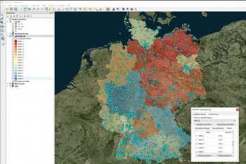 Territory planning simple and intelligent with WIGeoATP