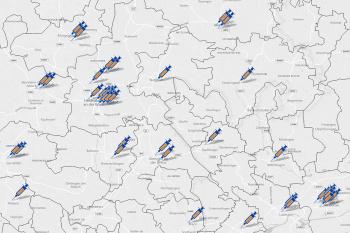 Impfungen planen, organisieren und umsetzen ✔ Cloud-basierte WebGIS-Software unterstützt kurzfristig