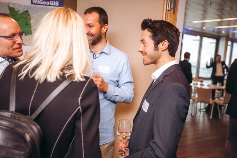 Geomarketing GIS Event WIGeoGIS Knowledge Day: networking among location intelligence experts