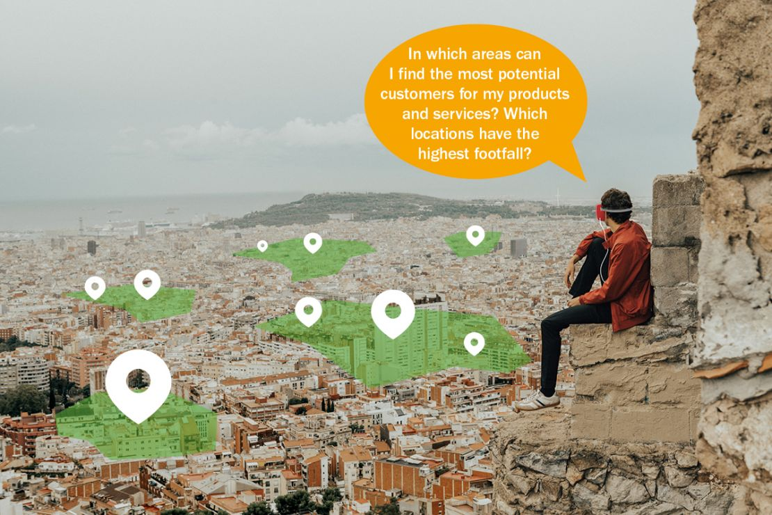 Future vision or approaching reality: augmented reality with integrated geodata