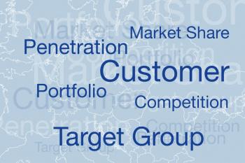 Market Analysis Tool - WebGIS