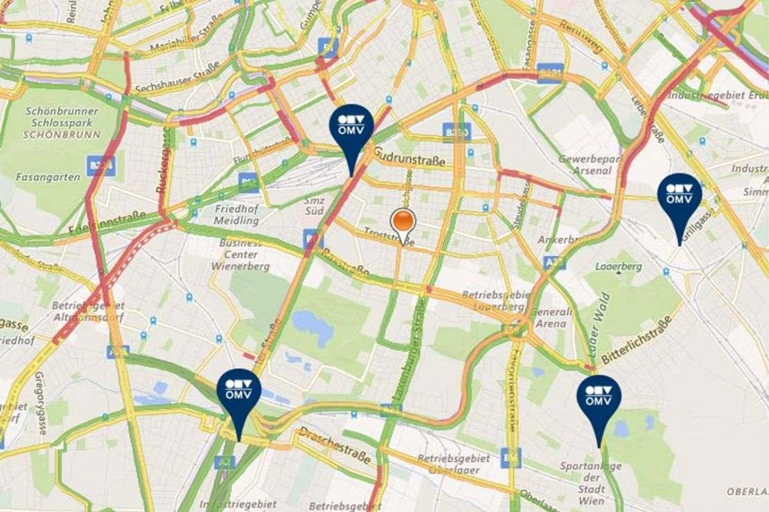 NextDoor führt Kunden zu Ihren Filialen, Servicecentern, Händlern oder Produkten