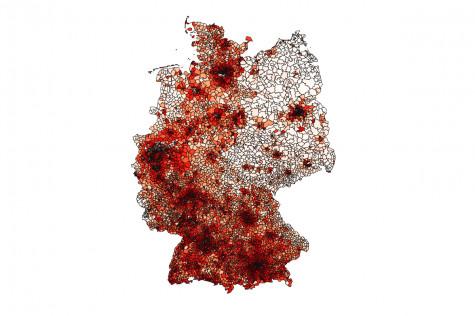 PLZ-Karten für Ihre GIS-Analysen
