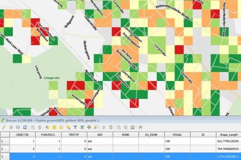 Geomarketing und GIS Analyse mit QGIS