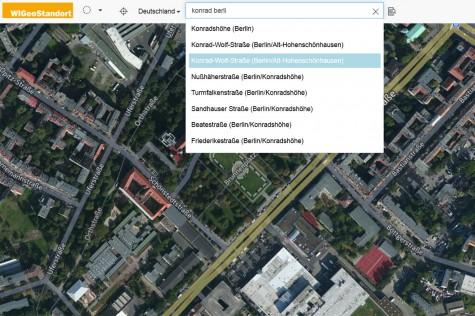 Software-Modul Quick Search - moderne Adressuche für Ihre Applikationen