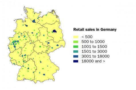 Retail Sales in Germany