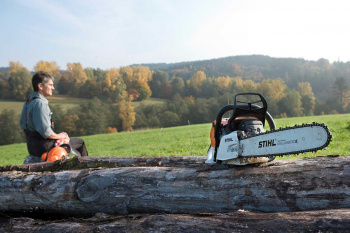Case study retail network planning STIHL