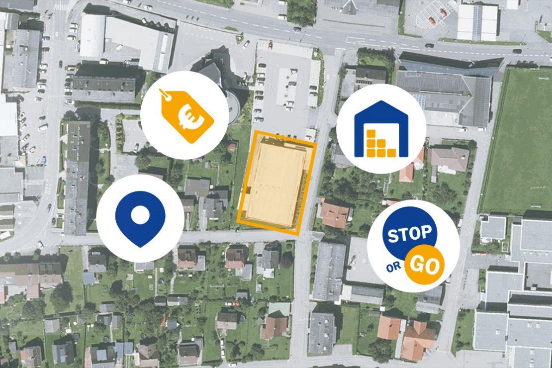 WebGIS WIGeoStandort ermöglicht effizientes Datenmanagement in der Immobilienverwaltung
