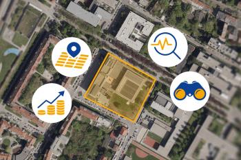 Individuelle Erweiterung zu Standortanalyse-Software WIGeoStandort