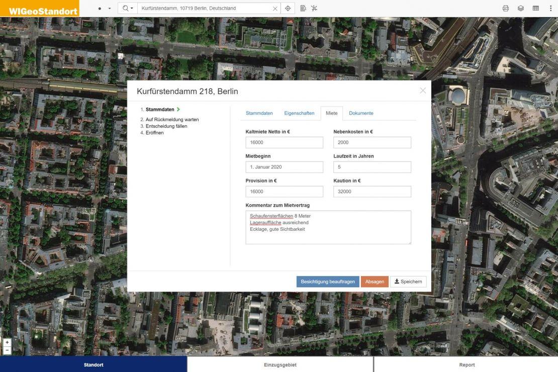 Standortanalyse Immobilien - Objektdaten strukturieren, Comparables sammeln