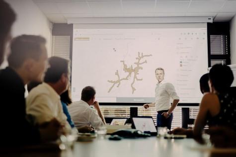 Standortanalyse-Tool WIGeoStandort live bei Präsentationen nutzen