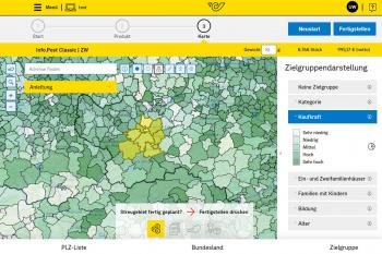 Geomarketing ist Schlüssel für erfolgreiches Direktmarketing